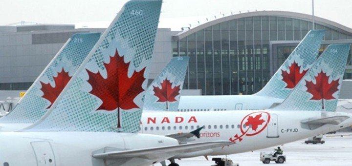 Фото Air Canada