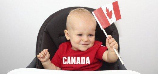 Декретный отпуск в Канаде
