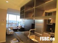 Потрясающая однокомнатная квартира в центре Ванкувера!
