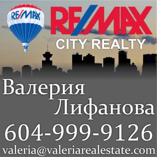 Валерия Лефанова City Reality
